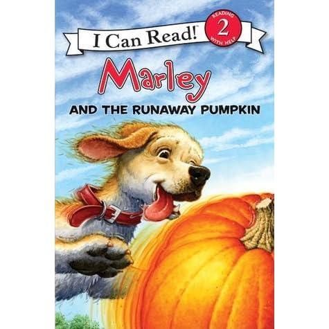 Marley Marley and the Runaway Pumpkin