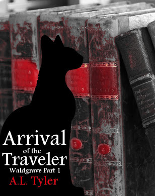 Arrival of the Traveler (Waldgrave #1)