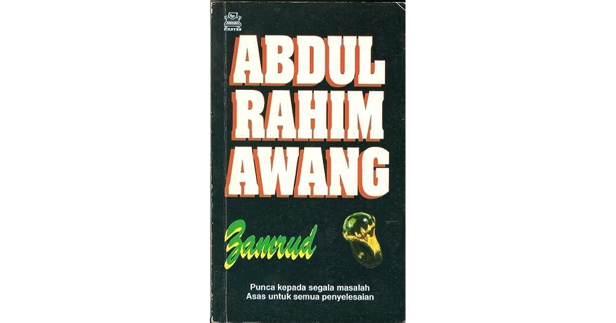 Zamrud By Abdul Rahim Awang 2 Star Ratings
