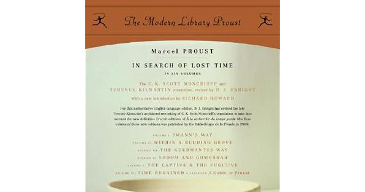 In Search of Lost Time (6 Volumes) by Marcel Proust