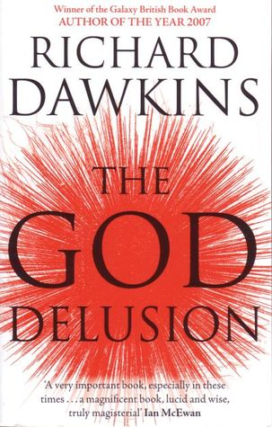 Cover for The God Delusion, by Richard Dawkins
