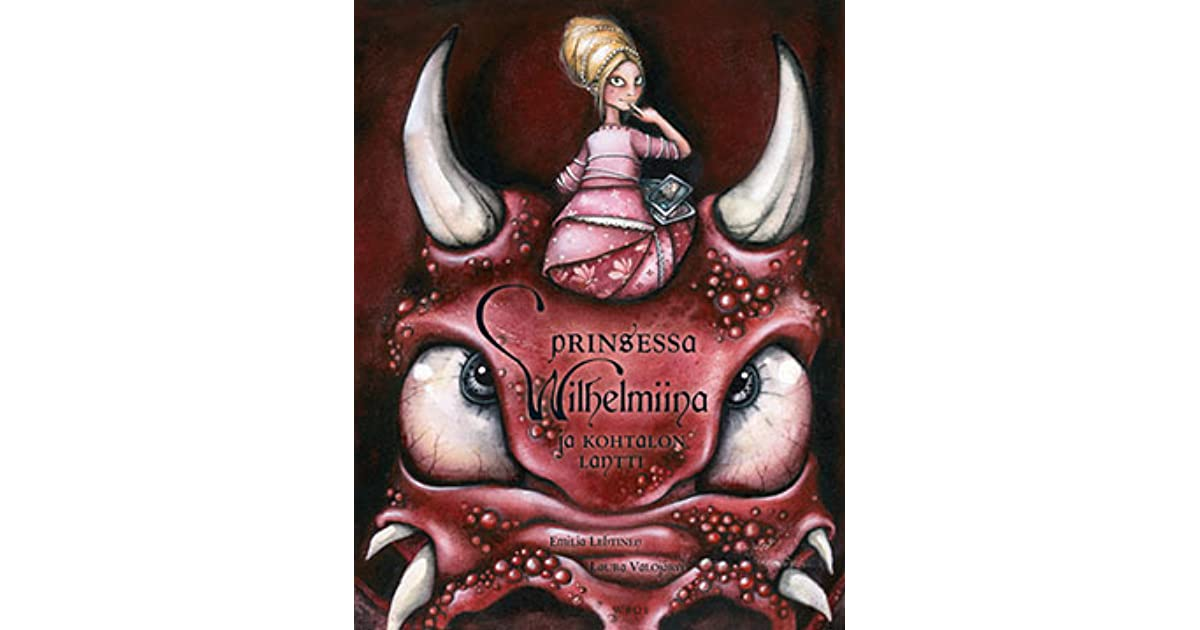 Prinsessa Wilhelmiina ja kohtalon lantti by Emilia Lehtinen b9a6ed8ac5a14
