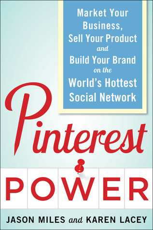 Pinterest Power by Jason Miles