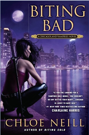 Biting Bad (Chicagoland Vampires, #8) by Chloe Neill