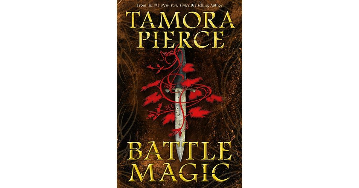 Battle Magic (Circle Reforged, #3) by Tamora Pierce