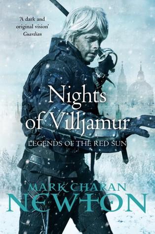 Nights of Villjamur by Mark Charan Newton