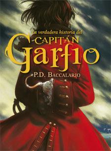 Reseña de la novela juvenil de aventuras La verdadera historia del capitán Garfio