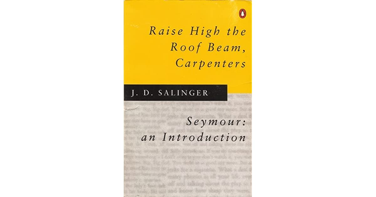 raise high the roof beam carpenters pdf