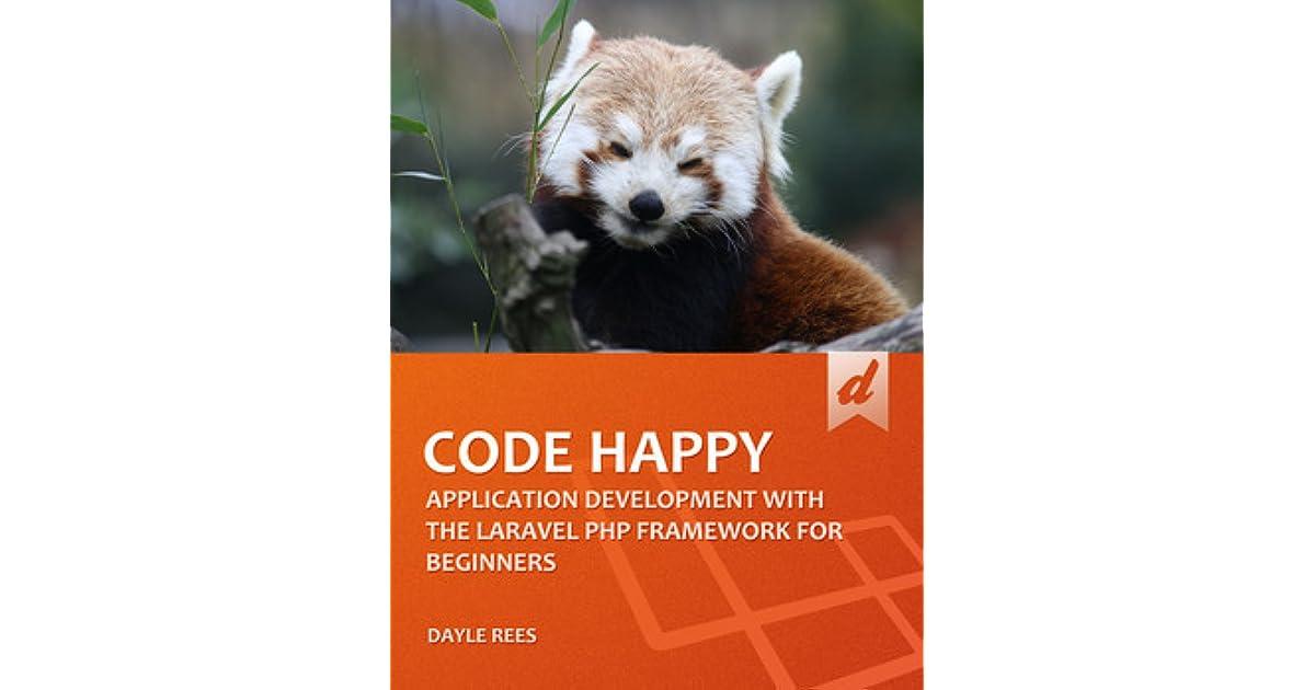 Laravel Code Happy Ebook
