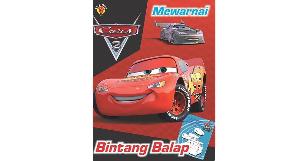 Bintang Balap Mewarnai Cars 2 By Walt Disney Company
