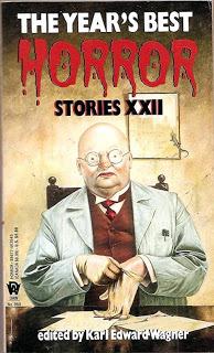 The Year's Best Horror Stories XXII