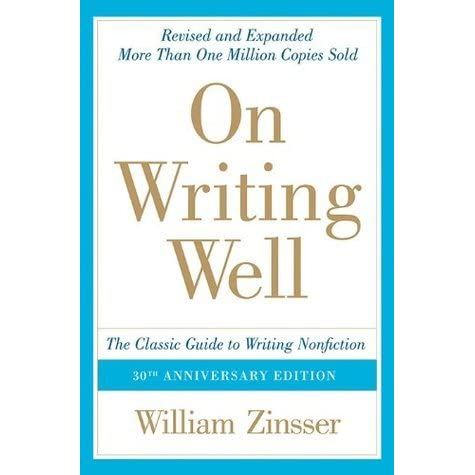 an example of good writing zinssers Zinsser's essay on simplicity is an example of good writing for many reasons the main topic in his essay is clutter throughout the essay he not only tells zinsser asks questions throughout the essay that cause the reader to think and feel as though he is a part of the essay the whole essay gives the.