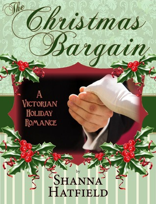The Christmas Bargain, (Hardman Holidays, #1)