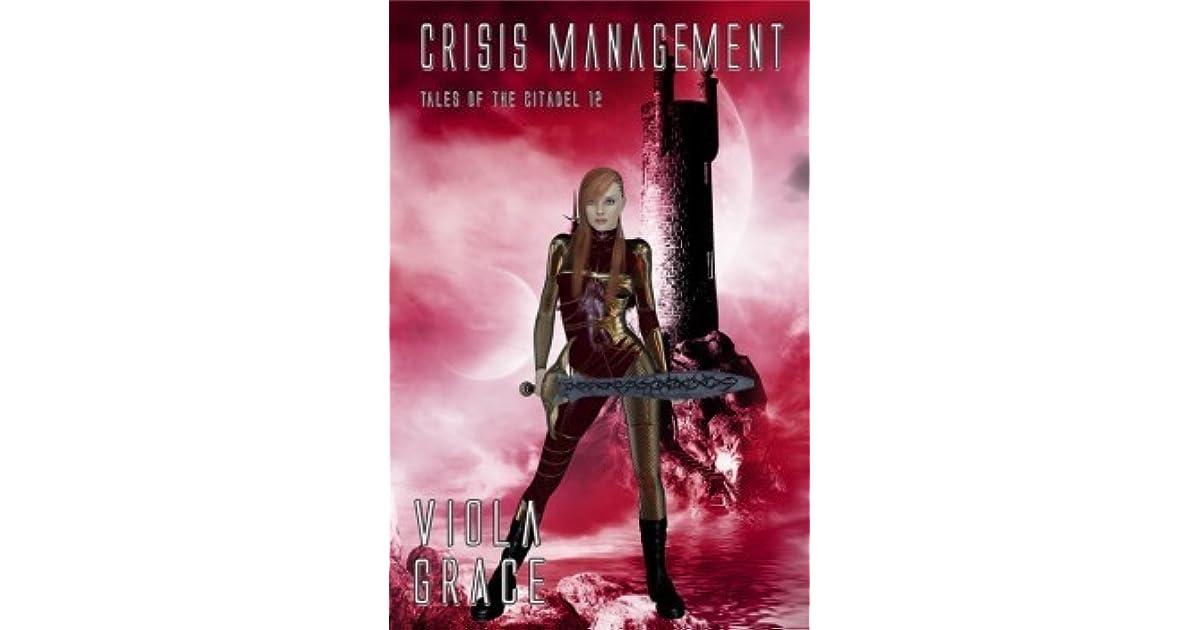 Crisis Management (Tales of the Citadel Book 12)