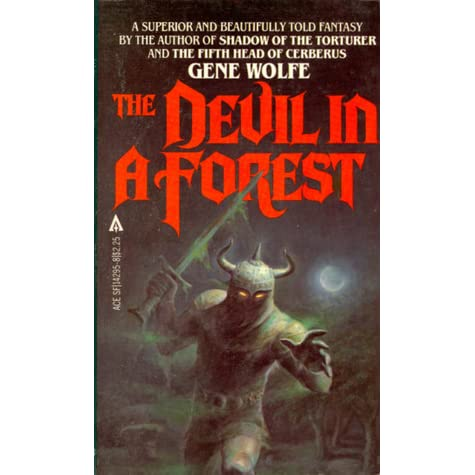 Adam Calhoun's review of The Devil in a Forest