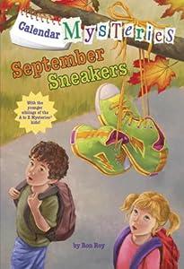 September Sneakers (Calendar Mysteries, #9)