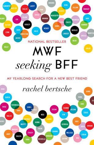 MWF Seeking BFF My Yearlong Search for a New Best Friend