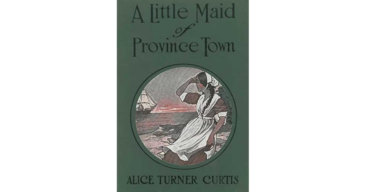A Little Maid of Concord Town