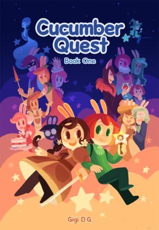 Cucumber Quest, Vol  1 (Cucumber Quest Webcomic, #1) by Gigi