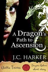 A Dragon's Path to Ascension (Dragons Reborn | Uutta Toivoa #2)