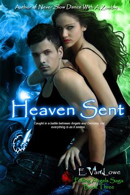 Heaven Sent (Falling Angels Saga #3)