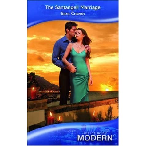 the santangeli marriage craven sara