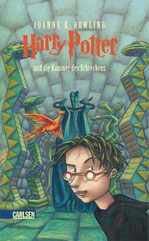 Harry Potter und die Kammer des Schreckens (Harry Potter, #2)