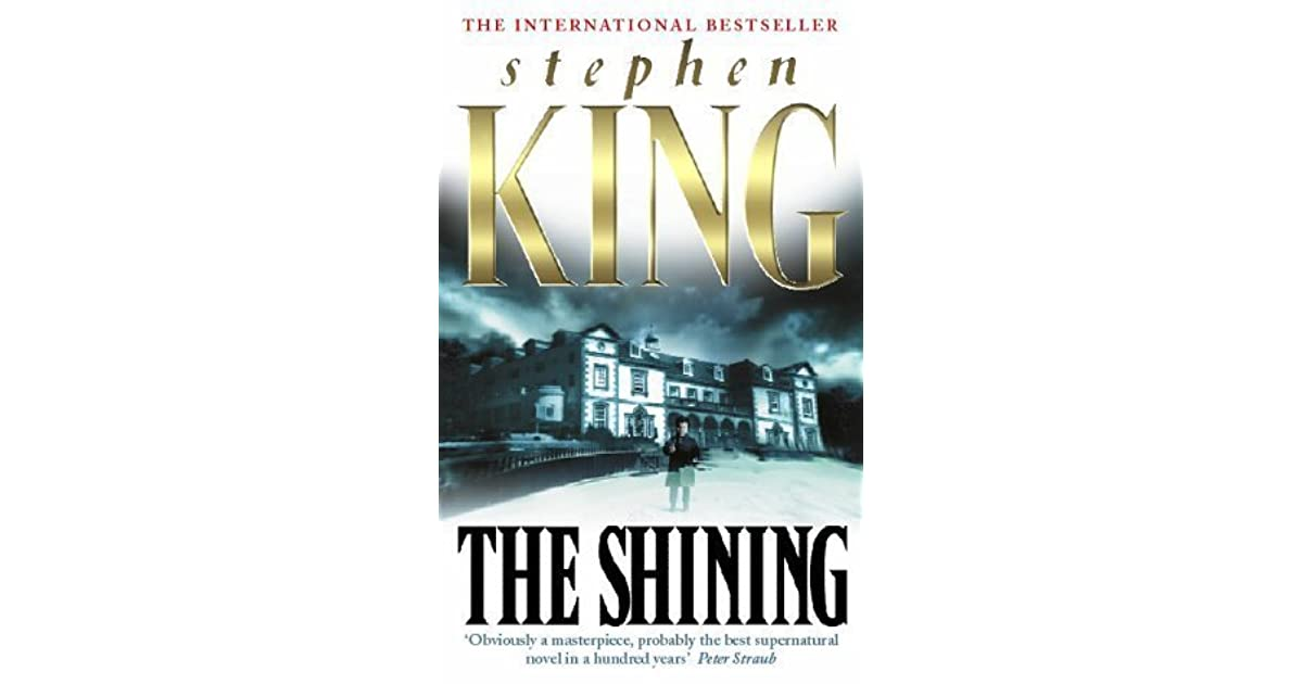 a review of stephen kings story the shining In 'revival,' stephen king's isn't it it's a great story, although the punchline belongs to king the grown-up young boy of the shining, who.
