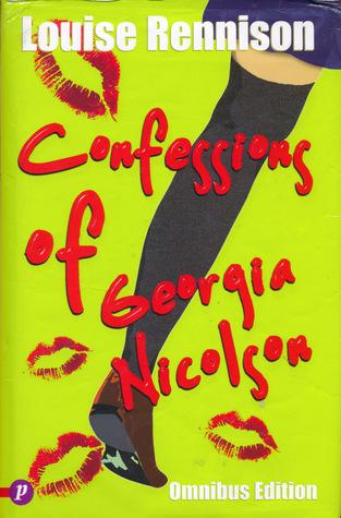 Confessions of Georgia Nicolson Omnibus