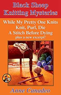 The Black Sheep Knitting Mystery Series