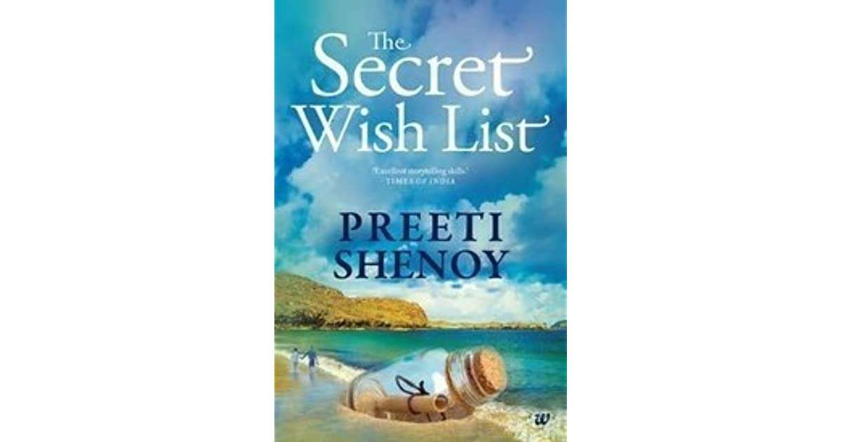 The Secret Wish List Book