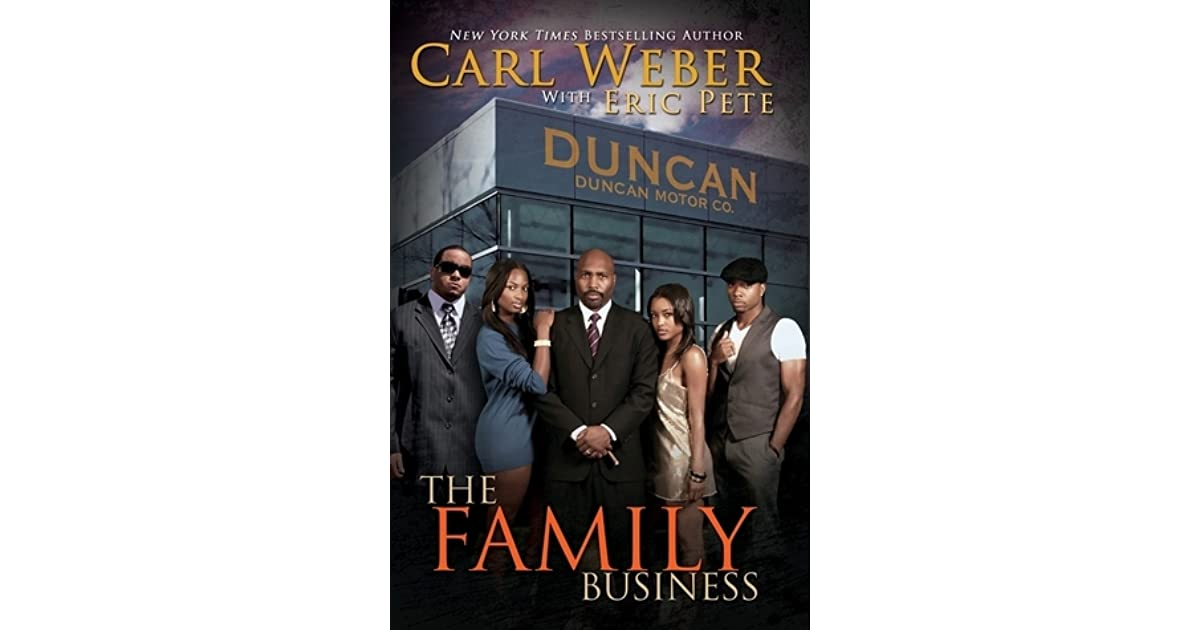 The Family Business By Carl Weber