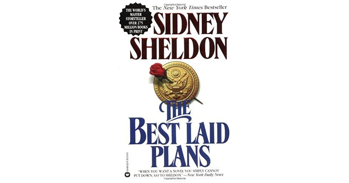 The Best Laid Plans by Sidney Sheldon 1256fb8a9f3