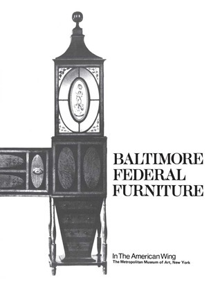 Baltimore Federal Furniture in the American Wing