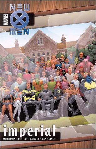 New X-Men, Volume 2 by Grant Morrison