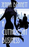 A Cutthroat Business (A Savannah Martin Mystery, #1)
