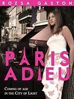 Paris Adieu (The Ava Series, Book 1)