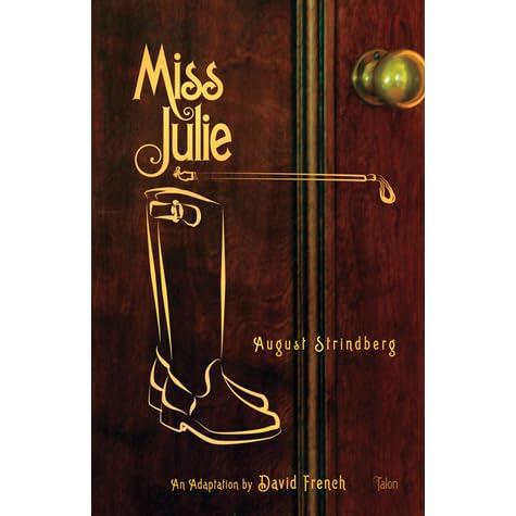 miss julie discussion questions