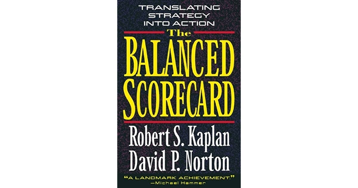 Balanced Scorecard Book