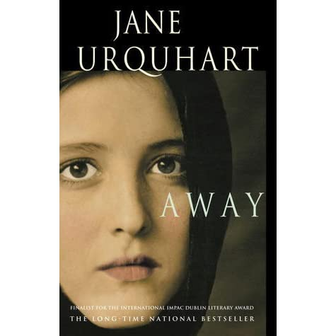 away by jane urquhart Jane urquhart, author of away, on librarything improve this author combine/separate works jane urquhart author division jane urquhart is currently considered a.
