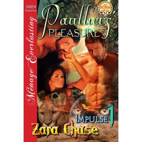 Panthers Pleasure [Impulse 1] (Siren Publishing Menage Everlasting)