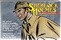 Sherlock Holmes, Book 1: The World's Greatest Detective Star in 6 Complete Illustrated Adventures.