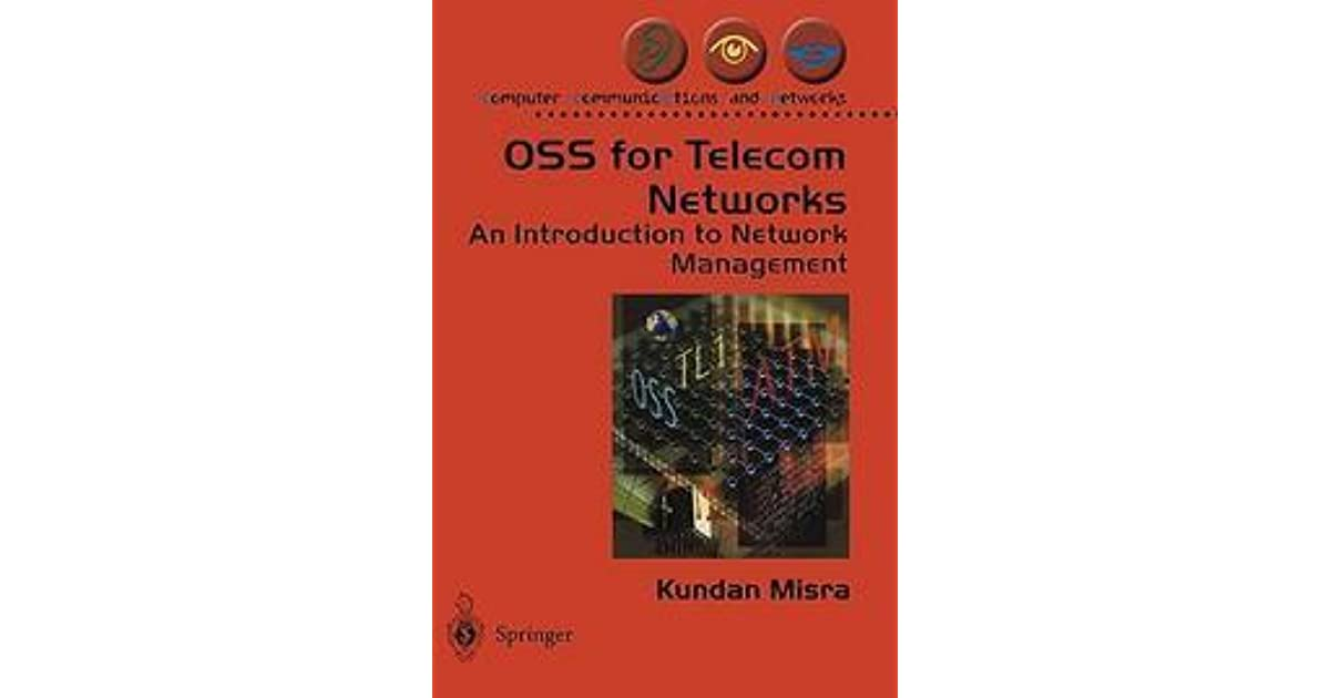 oss for telecom networks kundan misra