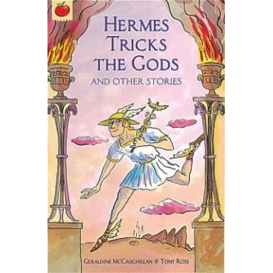 hermes the trickster Hermes: tales of the trickster (2018) i have always enjoyed stories about hermes, the trickster and it's clear that o'connor does as well.
