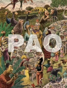 PAO: The Anthology Of Comics 1