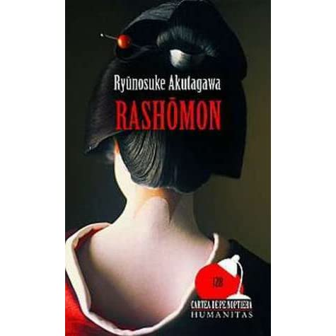 philosophy of rashomon Rashomon is a brilliant but bleak and very dramatic examination of epistemology, the philosophy of knowledge, the need for certainty and its frail attainment.