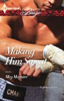 Making Him Sweat (Wilinski's, #1) (Harlequin Blaze #740)
