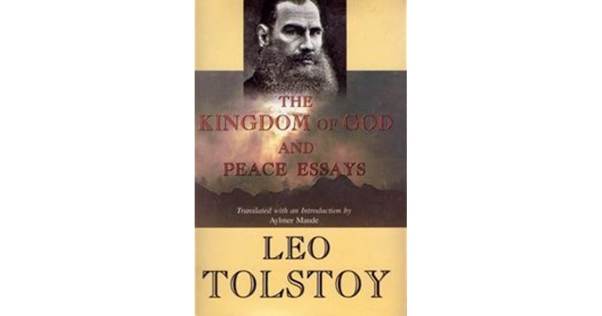 tolstoy what is art essay Again, this is a plausible perspective (which ts eliot also argued), but tolstoy's essay is more rant than reason the book starts with a potted history of european philosophers of aesthetics in the eighteenth and nineteenth centuries, the purpose of which is to debunk them all, as decadent tolstoy quotes from several poets, and particularly inveighs.
