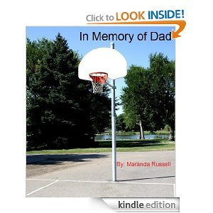 In Memory of Dad (Literary Classics International Book Awards winner)