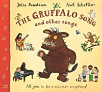 The Gruffalo Song and Other Songs (Book & CD)
